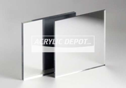 silver acrylic mirror sheet acrylic depot. Black Bedroom Furniture Sets. Home Design Ideas